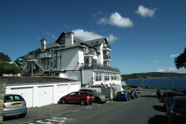 Thumbnail Studio to rent in Nailzee Point, Marine Drive, Hannafore, West Looe, Cornwall