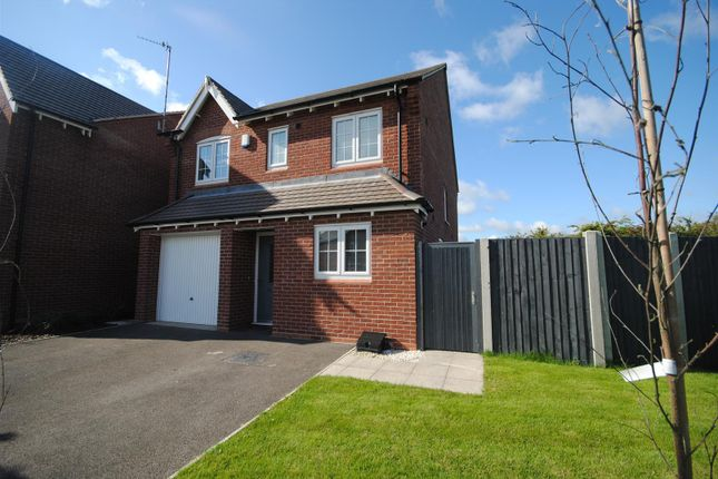 Thumbnail Detached house to rent in Quorn Park, Paudy Lane, Barrow Upon Soar, Loughborough
