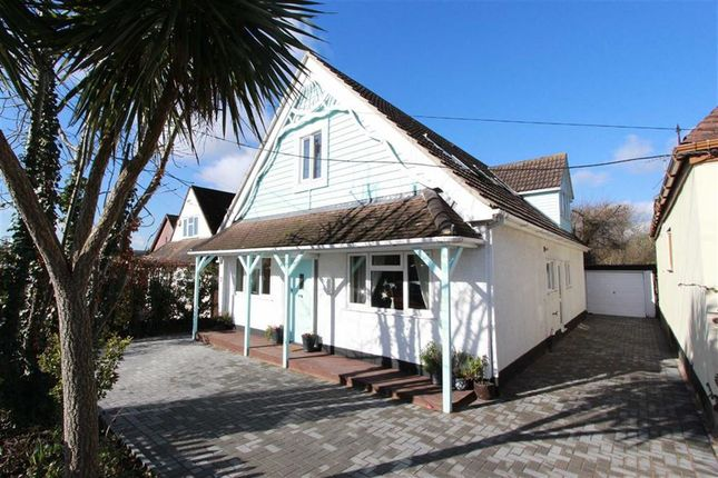 Thumbnail Detached house for sale in Eastwood Rise, Leigh On Sea, Essex
