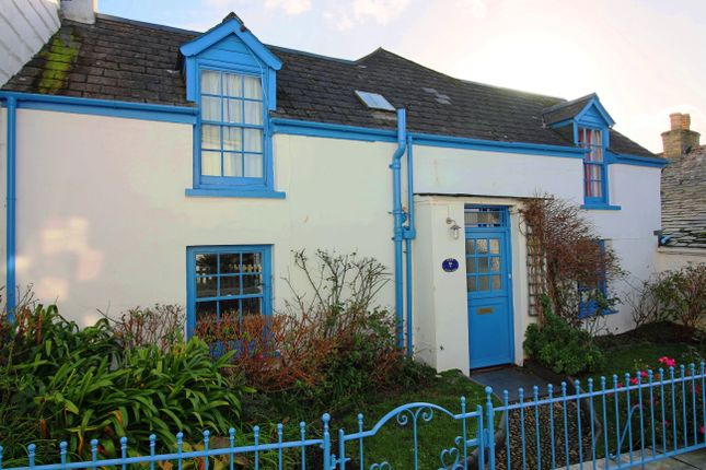 Thumbnail Cottage for sale in Dolphin Street, Port Isaac