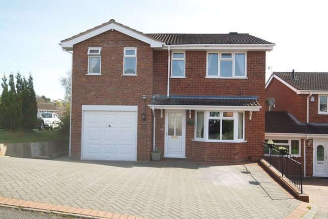 Thumbnail Detached house for sale in Fitzgerald Place, Brierley Hill