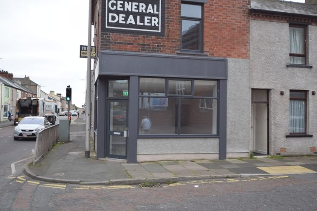 Thumbnail Retail premises to let in Rawlinson Street, Barrow-In-Furness, Cumbria