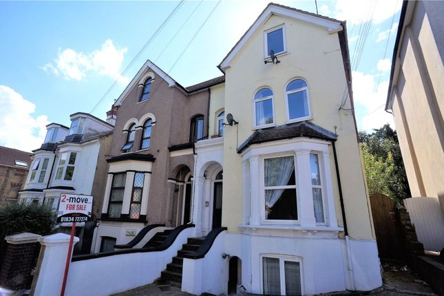 Thumbnail Flat for sale in Vicarage Road, Strood, Rochester