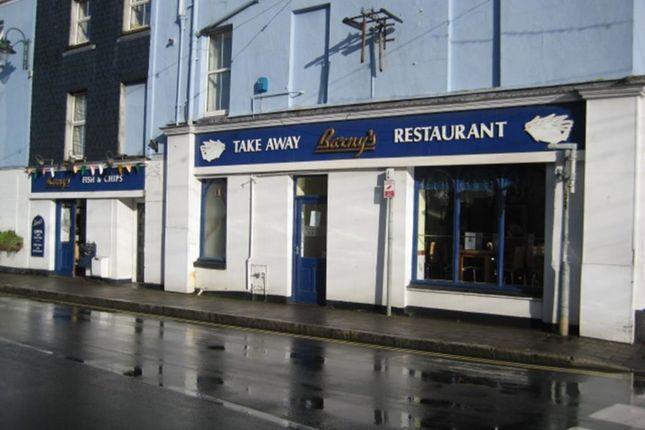 Thumbnail Restaurant/cafe for sale in Molesworth Street, Wadebridge