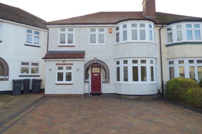 Thumbnail Semi-detached house to rent in Stapylton Avenue, Harborne, Birmingham