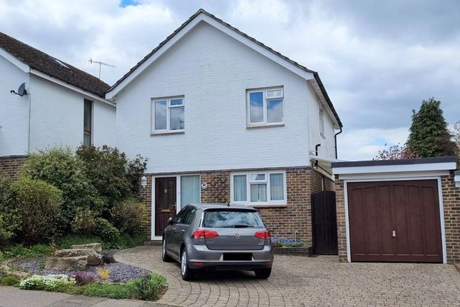 4 bed detached house for sale in Woodhill Park, Pembury, Tunbridge Wells TN2