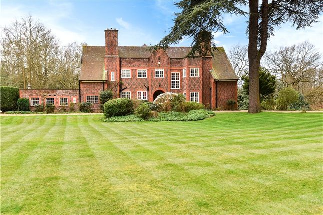 Thumbnail Detached house for sale in Stevens Hill, Yateley, Hampshire