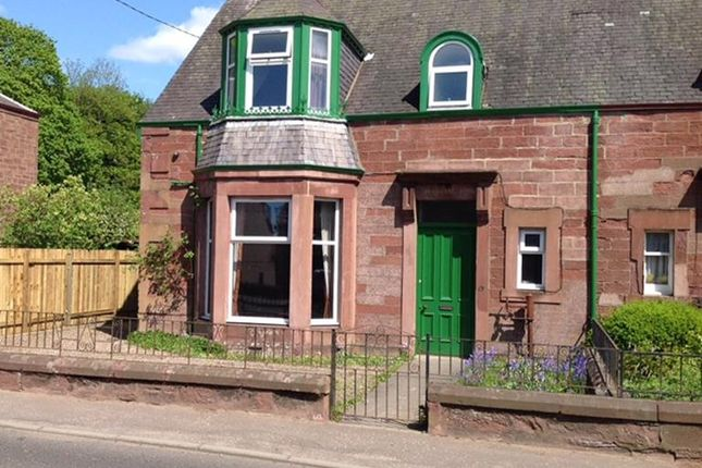 Thumbnail Semi-detached house for sale in Blairgowrie Road, Coupar Angus