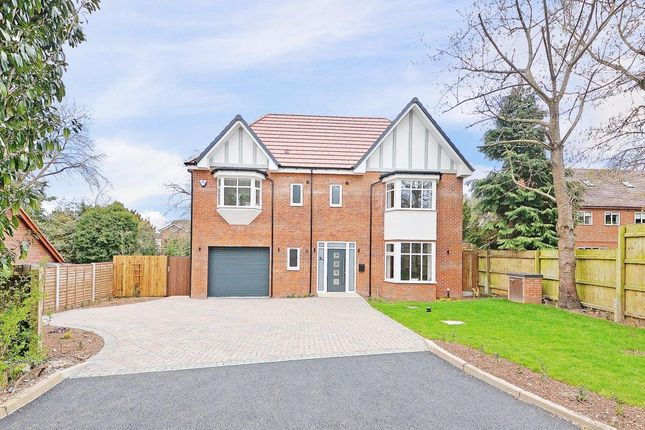 Thumbnail Detached house for sale in The Russells, Moseley, Birmingham