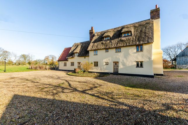 Thumbnail Farmhouse to rent in Frith Way, Great Moulton
