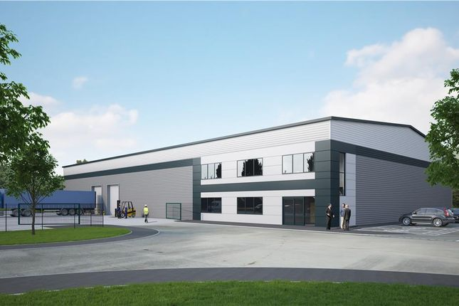 Thumbnail Industrial to let in Plot 3000 - Unit 3, Broadway Green Business Park, Foxdenton Lane, Middleton, Manchester, Lancashire