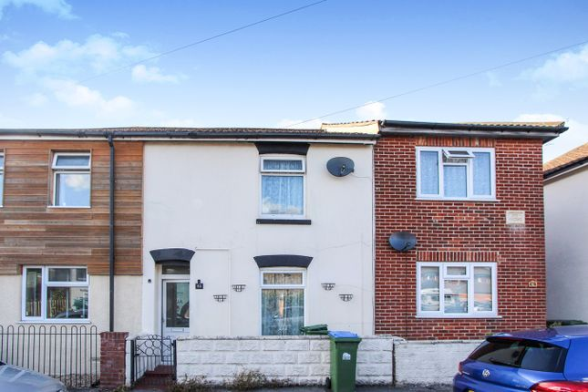 Thumbnail Terraced house for sale in Edward Road, Shirley, Southampton