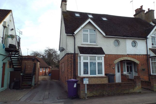 Thumbnail Property to rent in Milestone Road, Knebworth