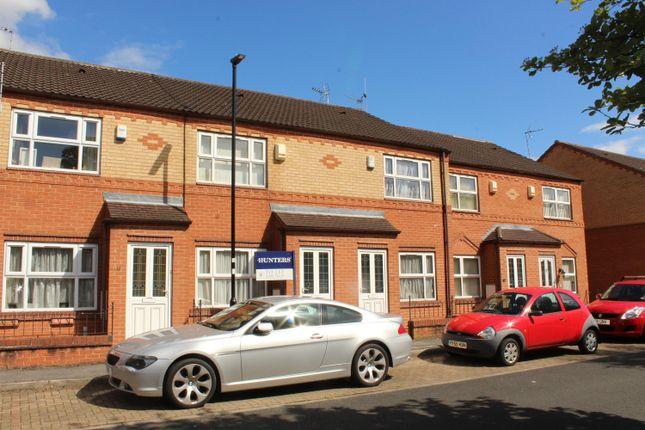 Thumbnail Terraced house to rent in Bowling Green Croft, York