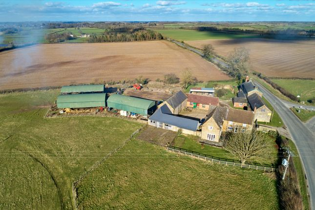 Thumbnail Detached house for sale in Banbury Lane, Thorpe Mandeville, Banbury, Northamptonshire