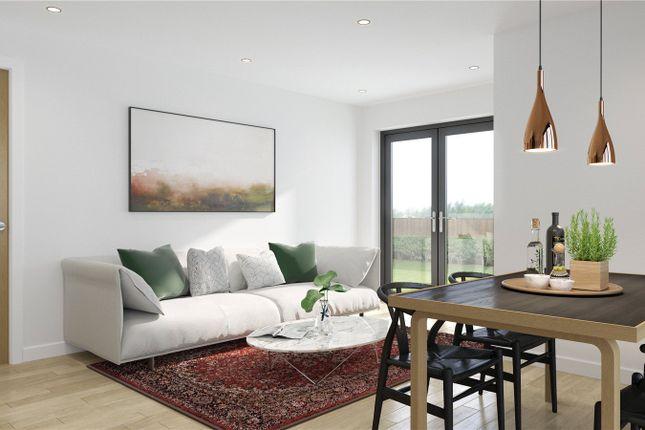 Thumbnail Flat for sale in Mill Tye, Great Cornard, Sudbury, Suffolk