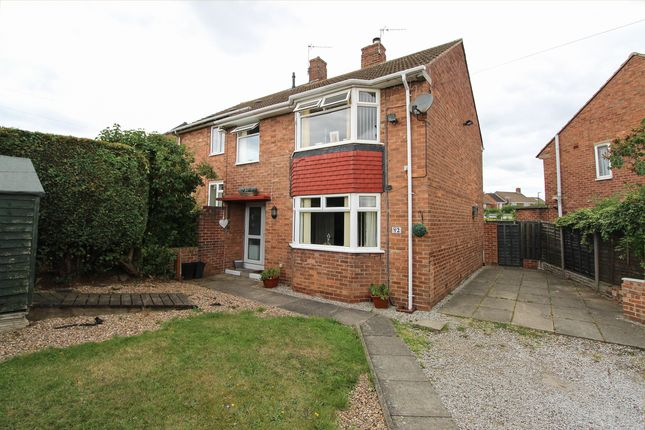 Thumbnail Semi-detached house for sale in Outram Road, Chesterfield