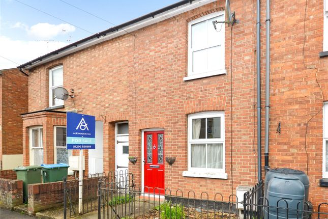 2 bed terraced house for sale in Rothschild Road, Wing, Bedfordshire LU7
