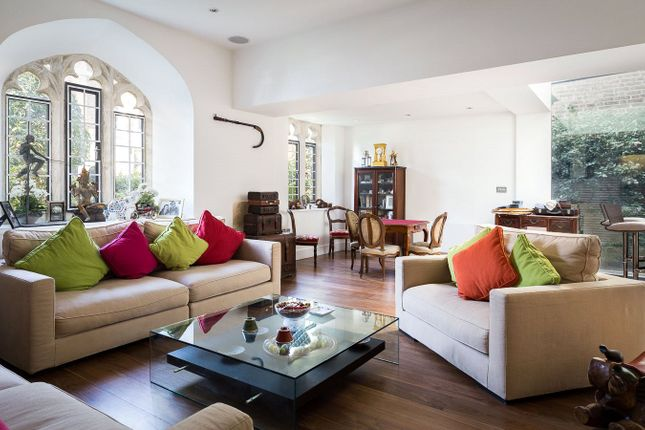 Thumbnail Terraced house for sale in Stratford Road, London