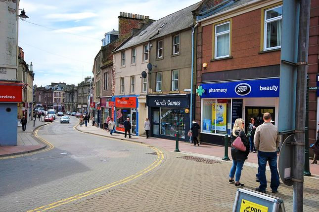 Thumbnail Retail premises for sale in High Street, Arbroath