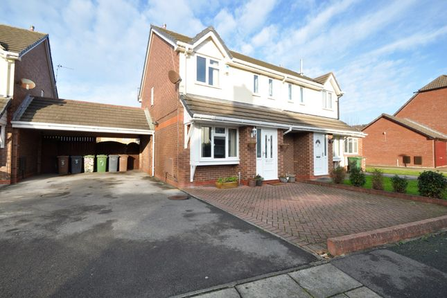 3 bed semi-detached house for sale in The Beeches, Moreton, Wirral