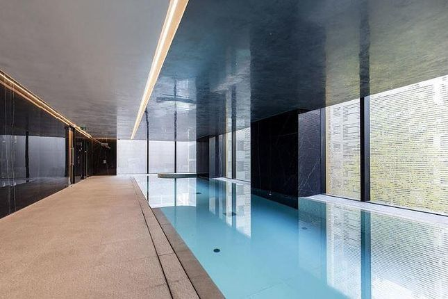 Swimming Pool of Principal Tower, Worship Street, Shoreditch, Liverpool Street, London EC2A