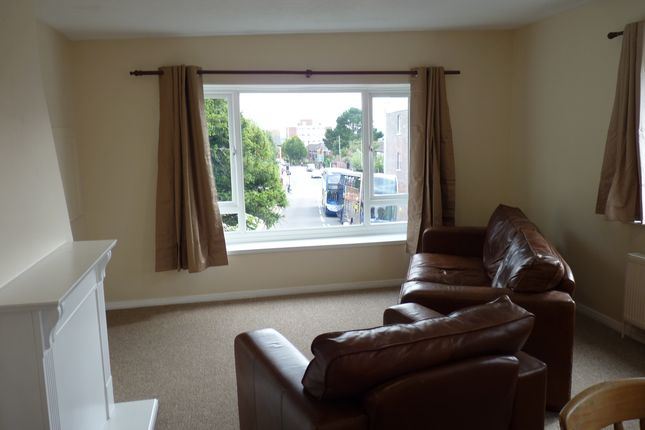 Thumbnail Flat to rent in Polsloe Road, Exeter