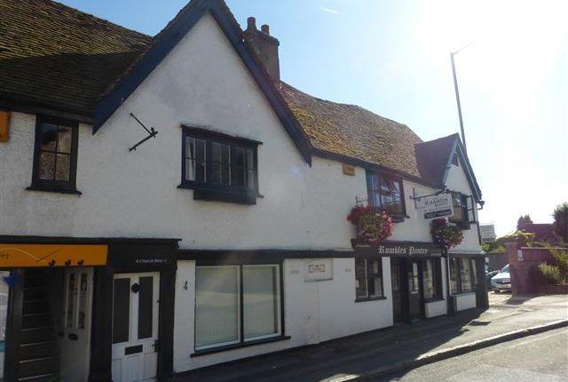 Thumbnail Property to rent in Church Street, Chesham