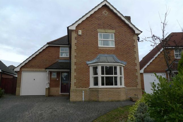 Thumbnail Detached house to rent in The Chaddock Level, Worsley, Manchester