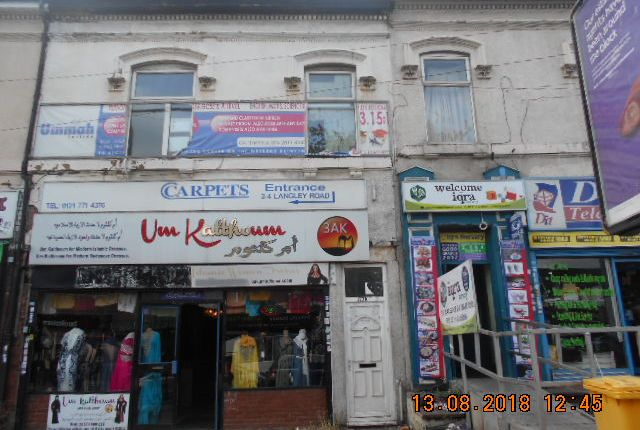 Thumbnail Office to let in Coventry Road, Small Heath, Birmingham