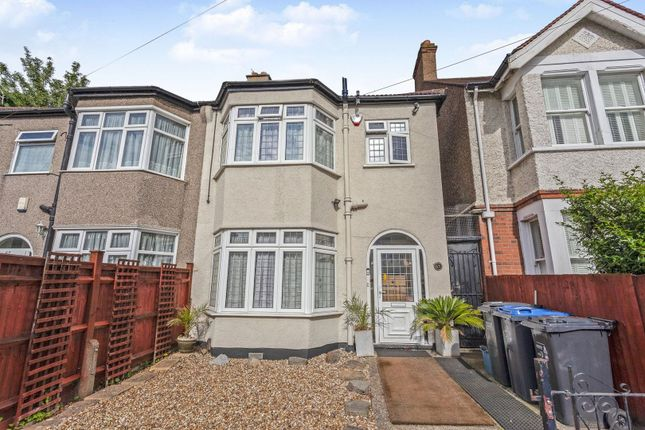 Thumbnail 3 bed semi-detached house for sale in Raymead Avenue, Thornton Heath