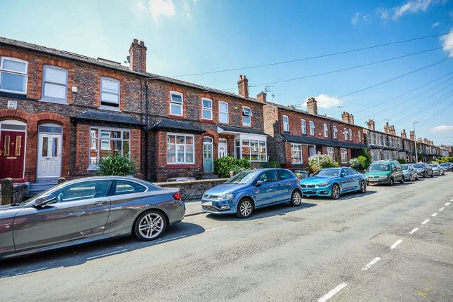 Thumbnail Terraced house to rent in Navigation Road, Altrincham