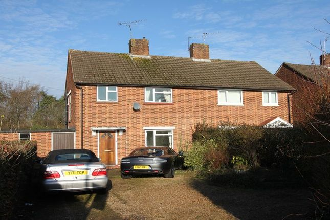 Thumbnail Semi-detached house to rent in Maxwell Road, Beaconsfield