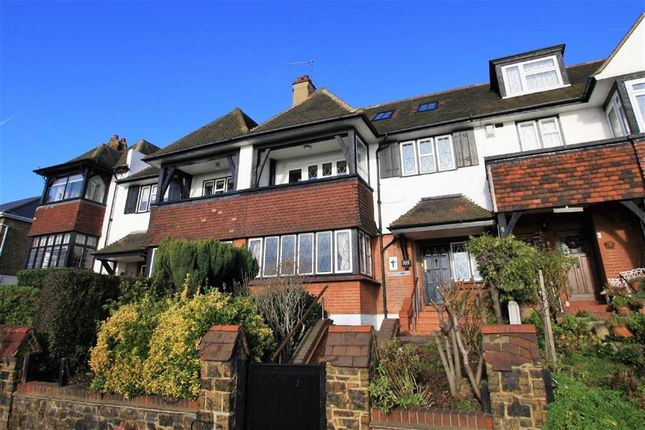 Thumbnail Terraced house for sale in Grand Parade, Leigh On Sea, Essex