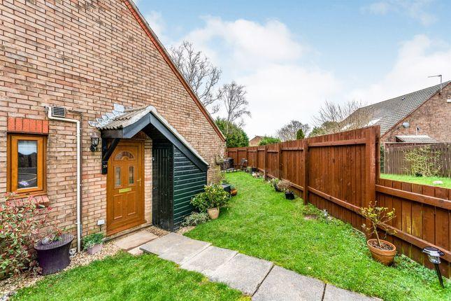 Thumbnail Semi-detached house for sale in Bryn Rhosyn, Llangyfelach, Swansea