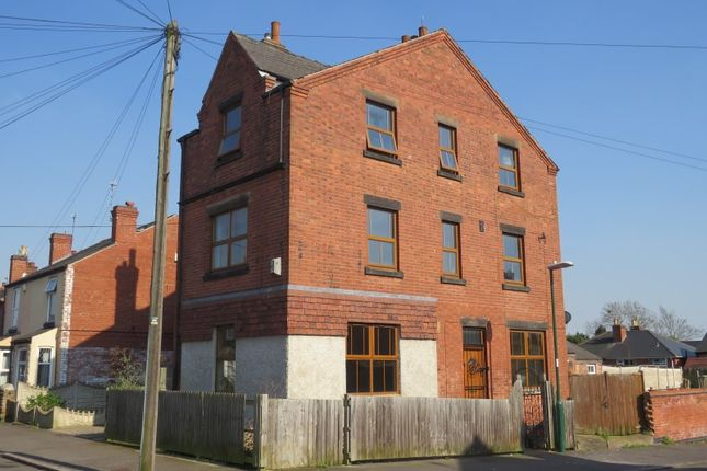 Thumbnail Detached house for sale in Imperial Road, Nottingham, Nottinghamshire