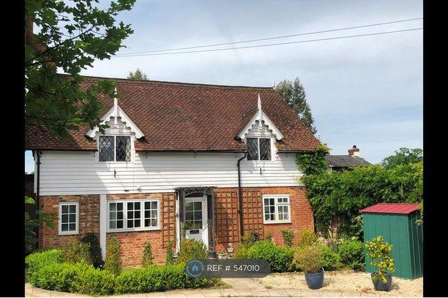 Thumbnail Flat to rent in Bessels Green Road, Sevenoaks
