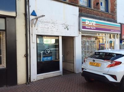 Thumbnail Retail premises to let in 90 Bridge Street, Worksop, Nottinghamshire