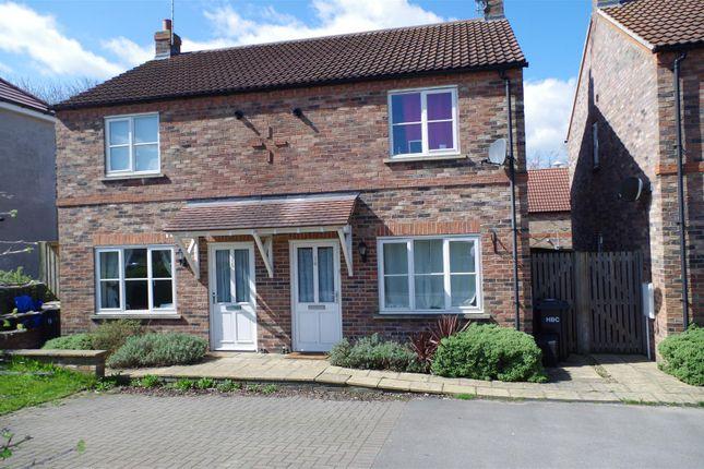 Thumbnail Semi-detached house to rent in Stump Cross, Boroughbridge, York