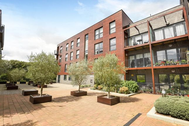 Thumbnail Flat to rent in Stanmore Place, Stanmore