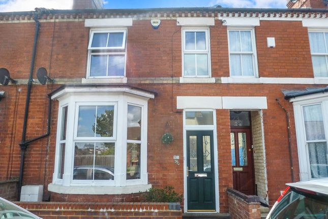 Thumbnail Terraced house for sale in Wentworth Road, Rushden