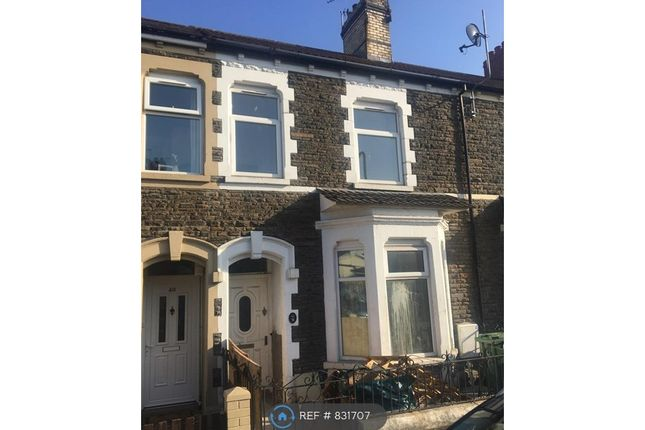 Thumbnail Terraced house to rent in Redlaver Street, Cardiff