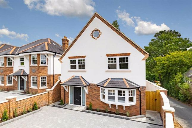Thumbnail Detached house for sale in Stanmore Way, Loughton, Essex
