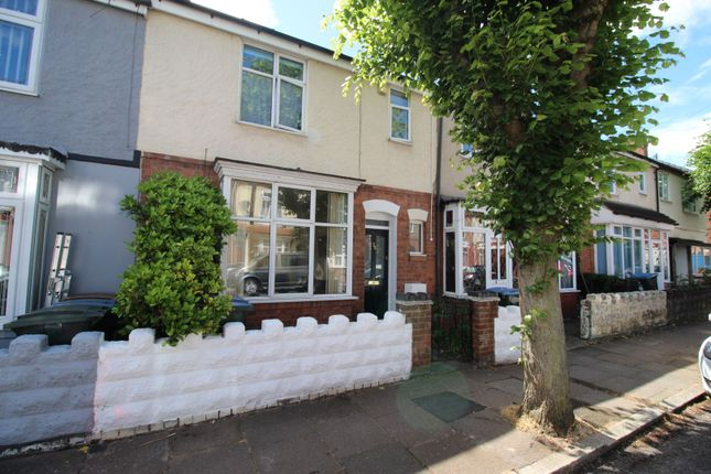 Front View of Holmfield Road, Coventry CV2