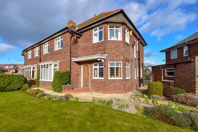 Thumbnail Semi-detached house for sale in Upgang Lane, Whitby