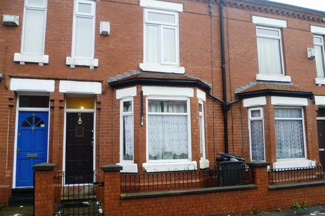 Thumbnail Terraced house for sale in Crosfield Grove, Gorton, Manchester