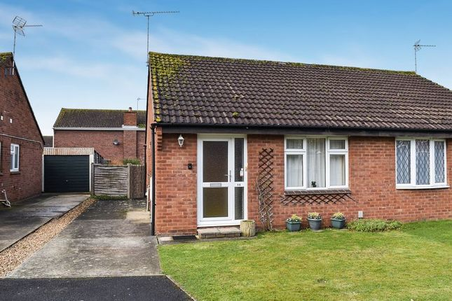 Thumbnail Bungalow for sale in Otwell Close, Abingdon