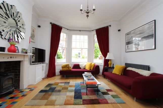 Thumbnail Terraced house to rent in Quernmore Road, London