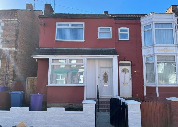 4 bed semi-detached house for sale in 11 Chester Road, Anfield, Liverpool L6