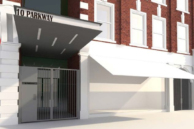 Thumbnail Office to let in Parkway, London
